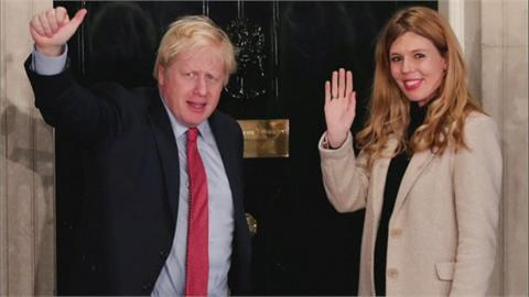 第三度步入禮堂!英國首相強森明年7月30日將與未婚妻完婚