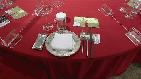 婚宴被疫情打亂別著急! 你可以先文定 飯店推小型家宴