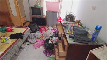 不還鑰匙 椅子消失 租屋變垃圾堆 房客竟不起訴