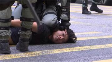 全球/中國壓迫香港人權民主 美國國會法案聲援