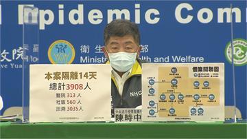快新聞/部桃匡列3908人隔離「院內229人解禁」 陳時中:綜合大樓已採檢174人