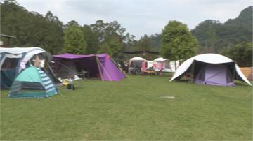 雙人帳篷、睡袋「換得到」  超市推集點換購露營周邊商品