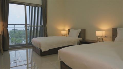 蔡總統挹注經費改善國訓中心 新宿舍豪華舒適媲美五星級飯店