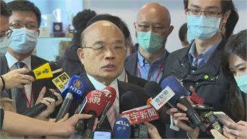 肉品公司挺萊豬?挨轟說謊!蘇貞昌稱是講業者挺政府作為 讓台灣豬出口