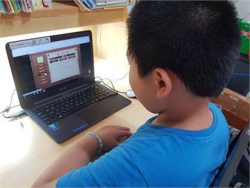 慈濟跨界合作 為弱勢孩童打開線上學習視窗