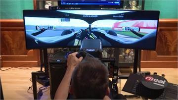 賽車也可在家練!F2車手每天握模擬器練手感