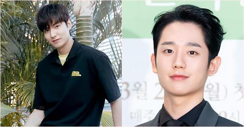 人氣票選「30歲以上韓國男星」李敏鎬竟只排第5 第1名曝光眾望所歸!