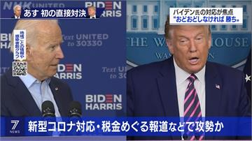 美國總統大選首場電視辯論 今9時民視新聞網口譯.原聲同步呈現