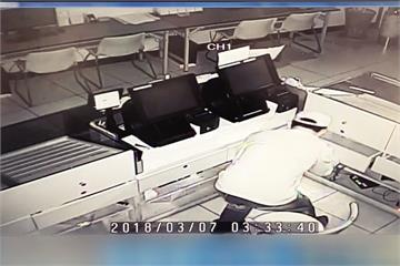 新竹慣竊偷彩券行刮中兩萬 兌獎被逮