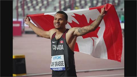 閃電退休、強敵禁賽 迪格拉斯爭東奧短跑金牌