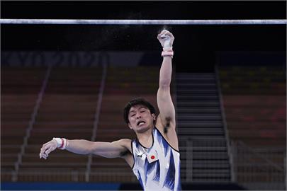 東奧/日本「體操天王」內村航平挑戰三連霸 單槓意外落馬意外出局!
