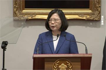 中國片面啟用M503航線 蔡政府硬起來抗議