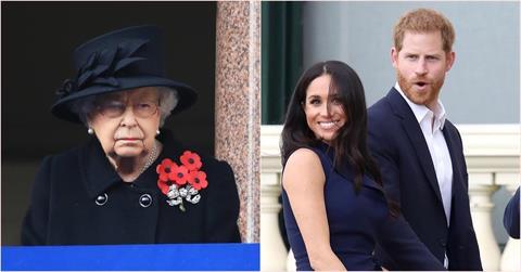 哈利梅根企圖討好女王叫愛女「莉莉貝」 皇室專家:對女王相當失禮