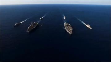 阿札爾晉見蔡總統 共機越台海中線、空軍強勢驅離