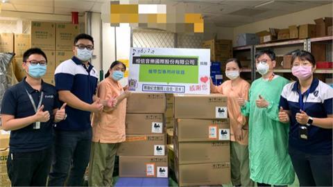 免費授權「勇敢」給醫護用暖爆!五月天再捐66台呼吸器