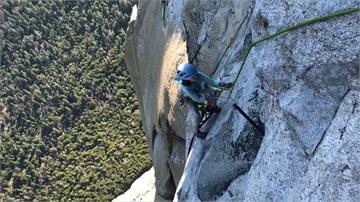 10歲女童攀岩創紀錄!5天就征服酋長岩
