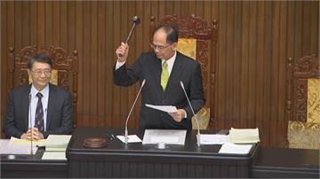 憲改6日啟動「18歲公民權最有共識」游錫堃:盼提案通過 讓國家更進步
