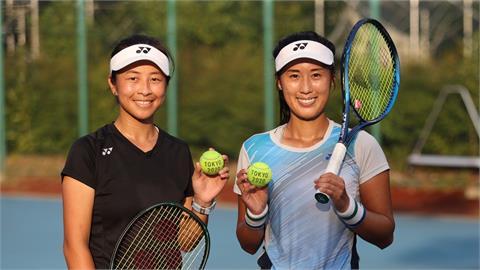 東奧/謝語倢、許絜瑜網球女雙遭直落二淘汰 不敵第1種子捷克組合