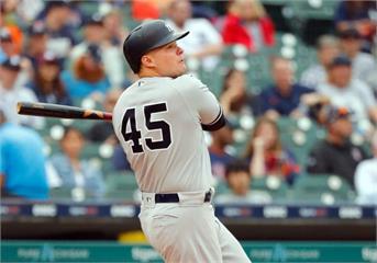 MLB/洋基對決紅襪 豪華打線拚5連勝