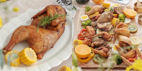 宅配美食 金家行運| 在家也要儀式感!「新鮮氣冷雞」營養又方便,「檸檬烤雞翅」美味秒上桌