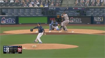 MLB/美聯冠軍戰開打 光芒大戰太空人鎖定民視無線台