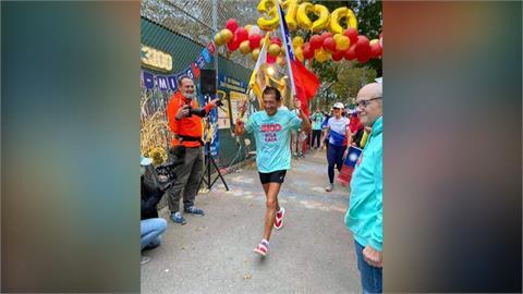 52天挑戰5千公里 「台灣雲豹」羅維銘花49天提前完賽