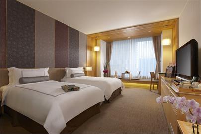長榮酒店五倍券加碼 最高享「0元現金入住」6500元雙人房