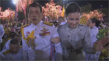 反政府示威不斷  泰王首度回應抗議行動「一樣愛示威者」
