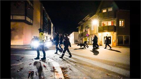 挪威男子持弓箭攻擊至少釀5死  警方不排除恐攻