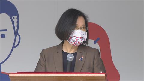 出席311十週年東北友情特展 總統:沒有縣市願承擔核廢料風險