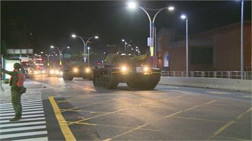 國軍「戰備週」啟動!戰車、飛彈車移防受矚目 美售我魚叉飛彈總統府表達感謝