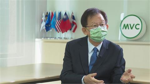 快新聞/高端疫苗未來走向? 陳燦堅:已與歐盟商討取得藥證流程