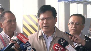 中華郵政物流風暴 林佳龍否認政治力介入