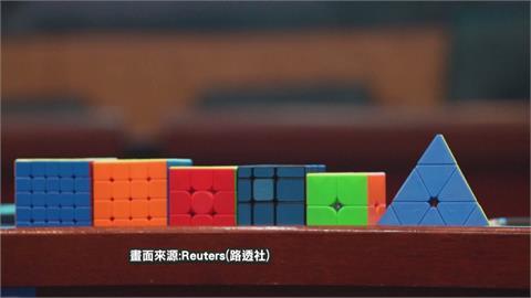 中國65歲「魔方奶奶」 專業檢定創世界紀錄!