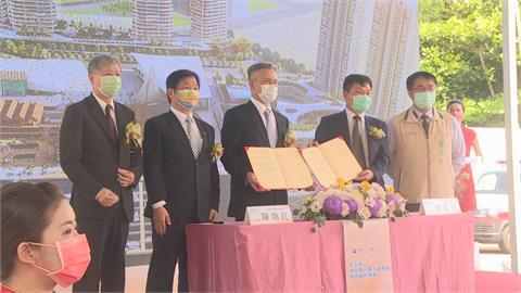企業投資安平水岸遊憩 增添城市發展新動能