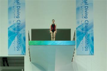 《詭憶》申敏兒拍跳水戲怕泳裝滑進水裡  英文片名「Diva」藏雙關