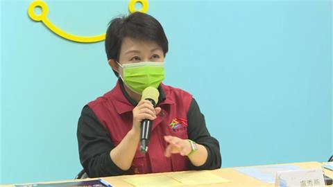台中重慶國小女童確診 疫調曾與外婆參加進香團