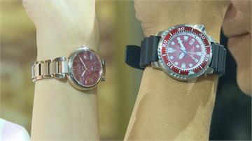 鐘錶廠商祭出「七夕限定款」粉嫩色系好看體面又有收藏價值