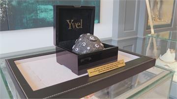 浮誇系! 用3600顆鑽石打造天價口罩
