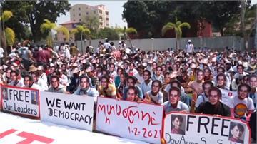 緬甸政變最血腥一天!軍警開槍鎮壓釀18死 UN強烈譴責