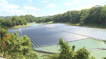 熱爆卻未傳缺電危機?王美花:靠太陽維持維持10%以上備轉容量