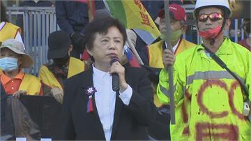 快新聞/抗議NCC駁回中天換照 沈智慧激動喊:中華民國何去何從