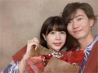 強運少女Ru要結婚了!曝日本男友「求婚先落淚」 甜喊:就喜歡這樣的你