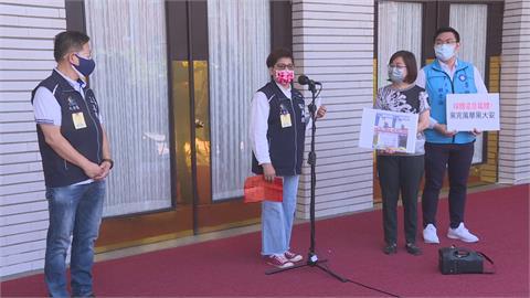 張宇韶指控兜售進香團 里長:早已取消 要道歉