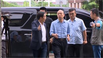 韓國瑜座車有沒有追蹤器?高市警局長坦承:沒有發現