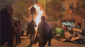 饒舌歌手批國王是小偷被逮捕 西班牙民眾上街抗議爆衝突