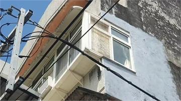 快新聞/宜蘭1歲男嬰「爬窗」從4樓重摔到1樓 送醫後宣告不治