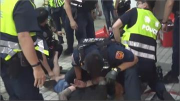 酒後鬥毆雙雙掛彩就醫 醫院叫囂又嗆警全進警局