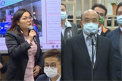 快新聞/藍委提設疫苗調閱小組  蘇貞昌:別在這時候「買嘸疫苗因小失大」