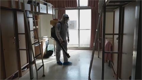 景文科大92師生曾參訪諾富特 停課2週緊急消毒